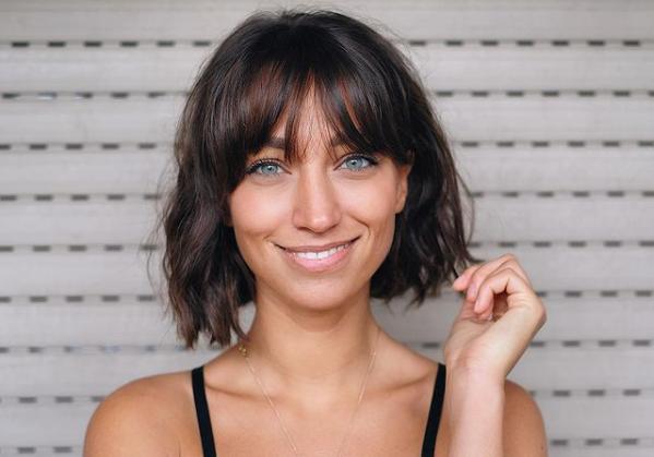 GZSZ Schauspielerin Vildan Cirpan spielt die Rolle der Nazan Akinci